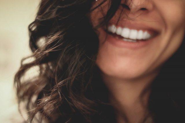 Var stolt över dina tänder