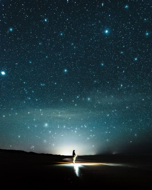 Upplev stjärnorna med ett teleskop