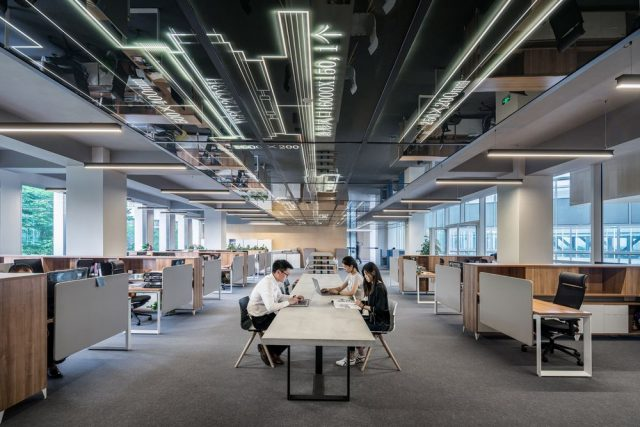 Rena kontorslokaler ger friskare personal