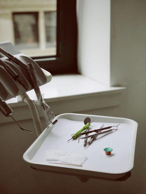 Tandläkare i Upplandsbro